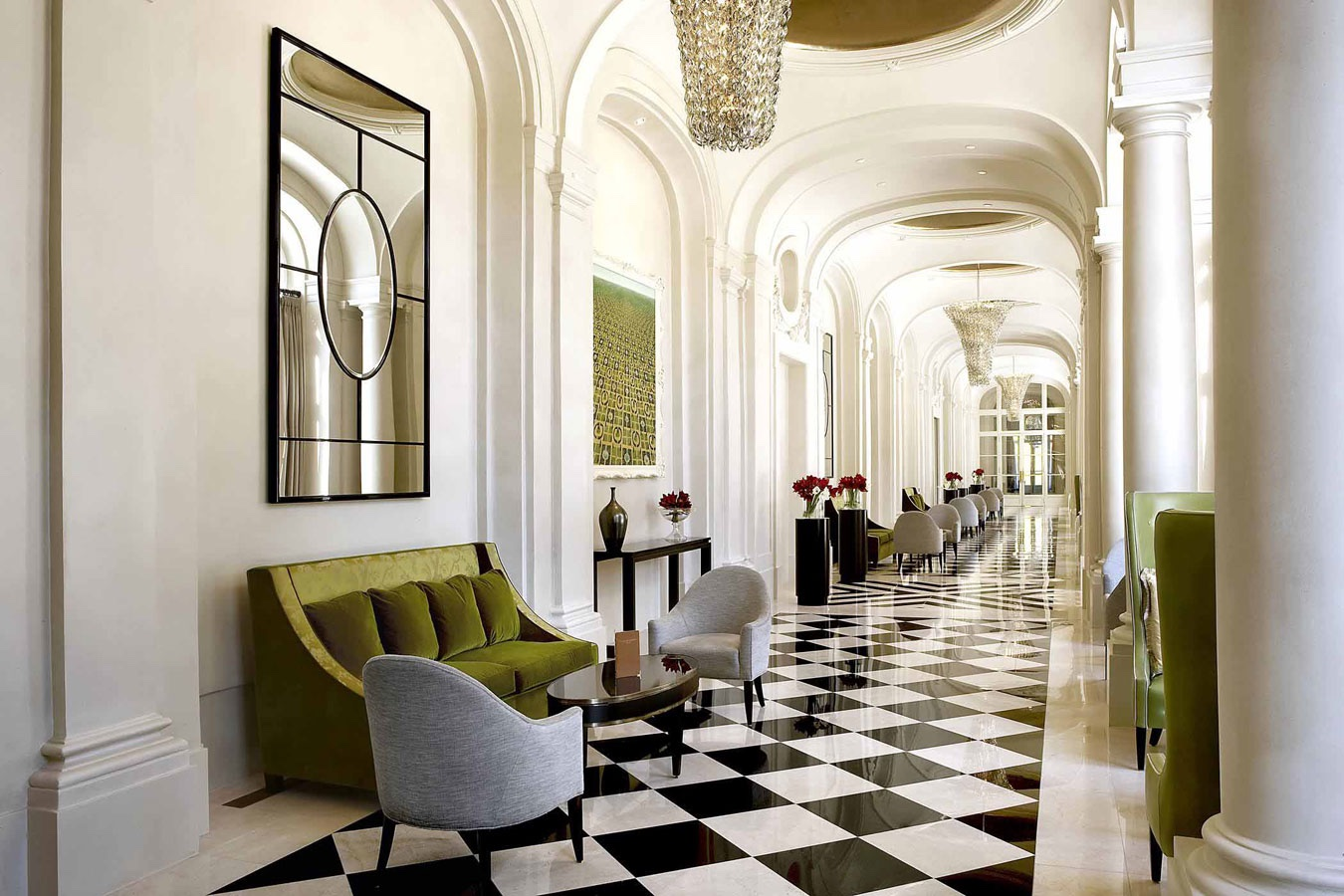 Hotel Grand Versalles Madrid