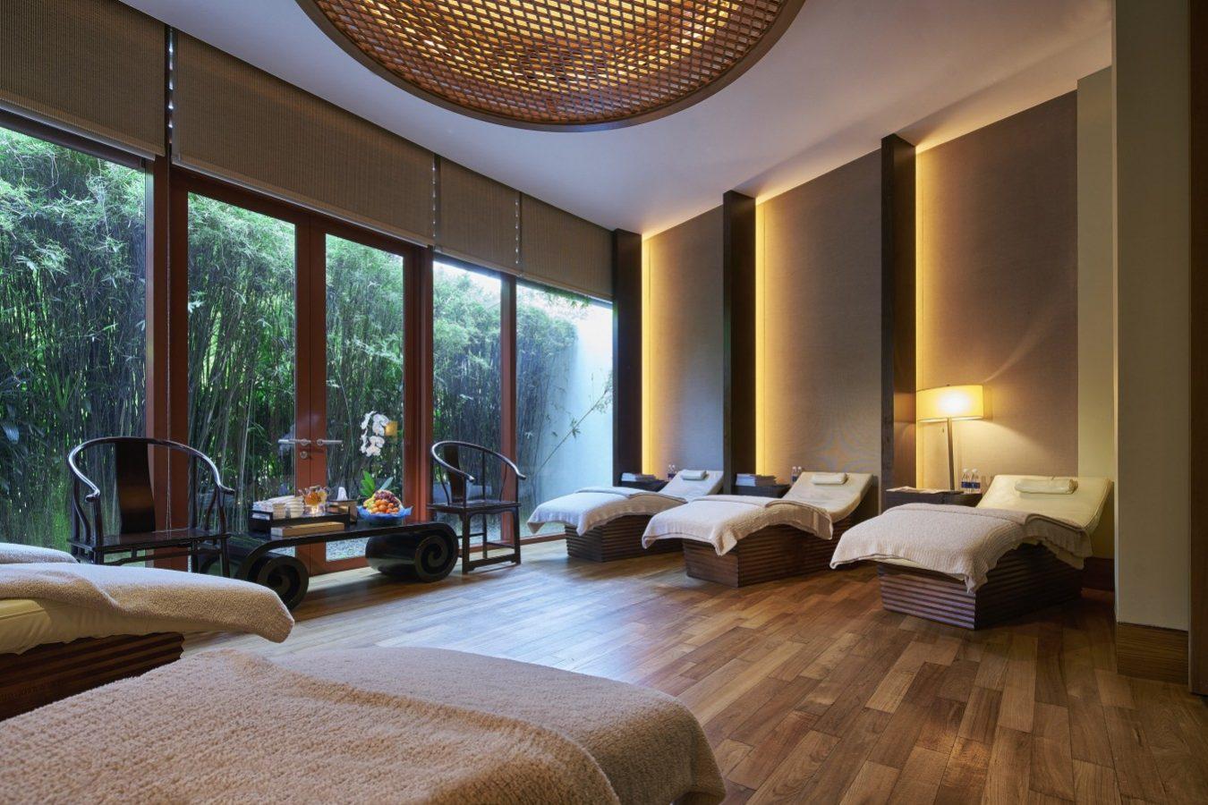 Capella Hotel Singapore Amp Auriga Spa The Luxury Spa Edit