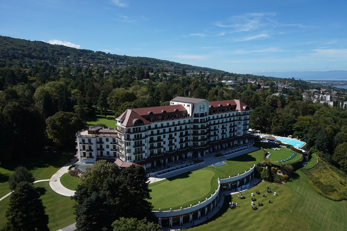 Evian Hotel Resort
