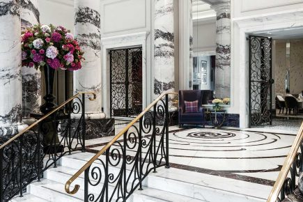 The Langham, London & Chuan Body and Soul